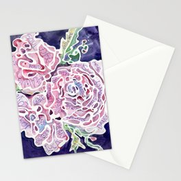 Helena's Healing Roses Stationery Cards