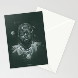THE MACHINE Stationery Cards