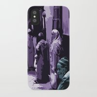 arab iPhone & iPod Cases featuring Arab World by Sergio Silva Santos
