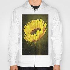 Petals Of A Sunflower Hoody