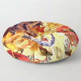 Sacred Heart Floor Pillow