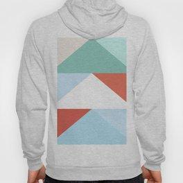 Bright Triangles Hoody
