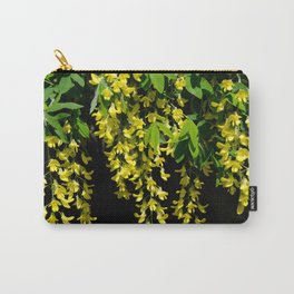 GOLDEN CHAIN TREE LABURNUM ALPINUM Carry-All Pouch