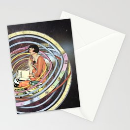 The pursuit of meaning Stationery Cards