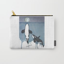 Orca Moon Carry-All Pouch