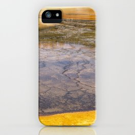 Yellowstone Colors No. 3 iPhone Case