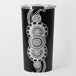 Sneha (Love) #2 Inverted Travel Mug
