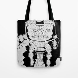 Mental Organism Designed Only for Killing Tote Bag