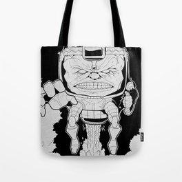 Mental Organism Designed Only for Killing Tote Bag