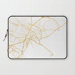 VENICE ITALY CITY STREET MAP ART Laptop Sleeve
