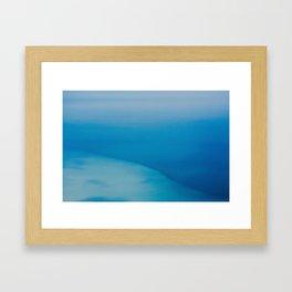 The Dead Sea Framed Art Print