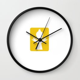 Single Dating Ripper Chick Funny Gift Wall Clock