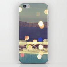 Santorini Sun iPhone & iPod Skin