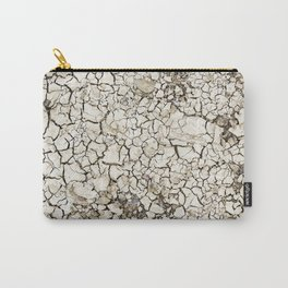 Minimalist photo of a creek bed in Big Bend National Park Carry-All Pouch