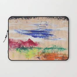 Hand-scape Laptop Sleeve
