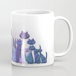 Vector Cats 2016 edition v4 Coffee Mug