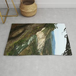 Yellowstone River View Rug
