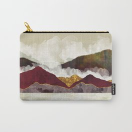 Melon Mountains Carry-All Pouch
