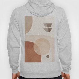 Abstract Minimal Shapes 16 Hoody