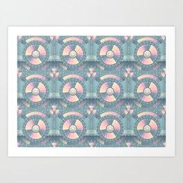 Bink Bonk Beep Boop Art Print