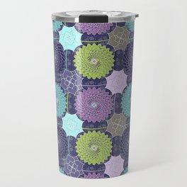 Waterlilies Travel Mug