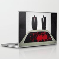 pulp Laptop & iPad Skins featuring Pulp by Osvaldo Casanova