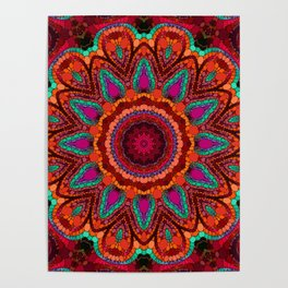 Kaleidoscope for moments of relaxation Poster