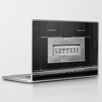 letters Laptop & iPad Skins featuring Letters by Shy Photog