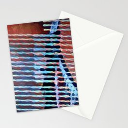 The String Sleep Stationery Cards