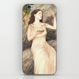 Melissa ~ A Compendium Of Witches iPhone Skin