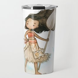 Moana Travel Mug