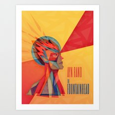 The Fountainhead Art Print