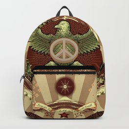 Peace We Trust Backpack