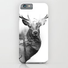 Deer in the woods Slim Case iPhone 6s