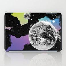 The Neon Spectrum and Cosmic Matter iPad Case
