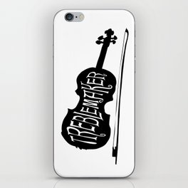 Treblemaker iPhone Skin