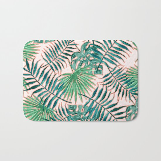 Bali || #society6 #decor #buyart Bath Mat