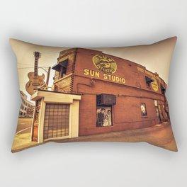 Sun Studios Memphis Rectangular Pillow