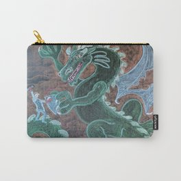 St. George Battles the Dragon Carry-All Pouch