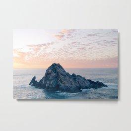 Sugarloaf sunsets Metal Print