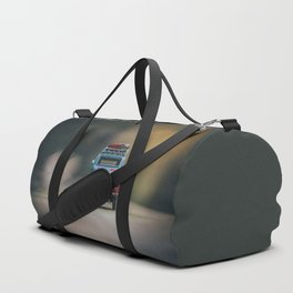 Little cars, Big Planet (Nature) Duffle Bag