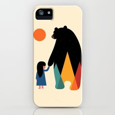 Go Home iPhone (5, 5s) Slim Case