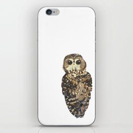 Northern Spotted Owl. iPhone Skin