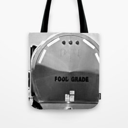 Fool Grade Tote Bag