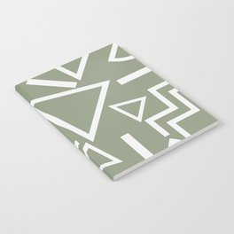 Shapes- lost and found Notebook