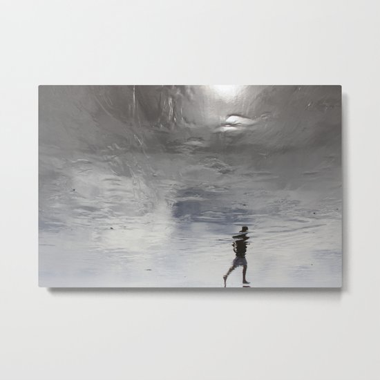 at the edge of a dream Metal Print