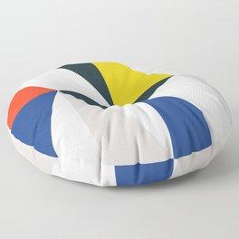 Walter Allner inspired 01 Floor Pillow