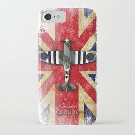 Spitfire Mk.IX iPhone Case