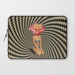 Flower head Laptop Sleeve