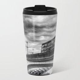 Battersea Bridge london Travel Mug